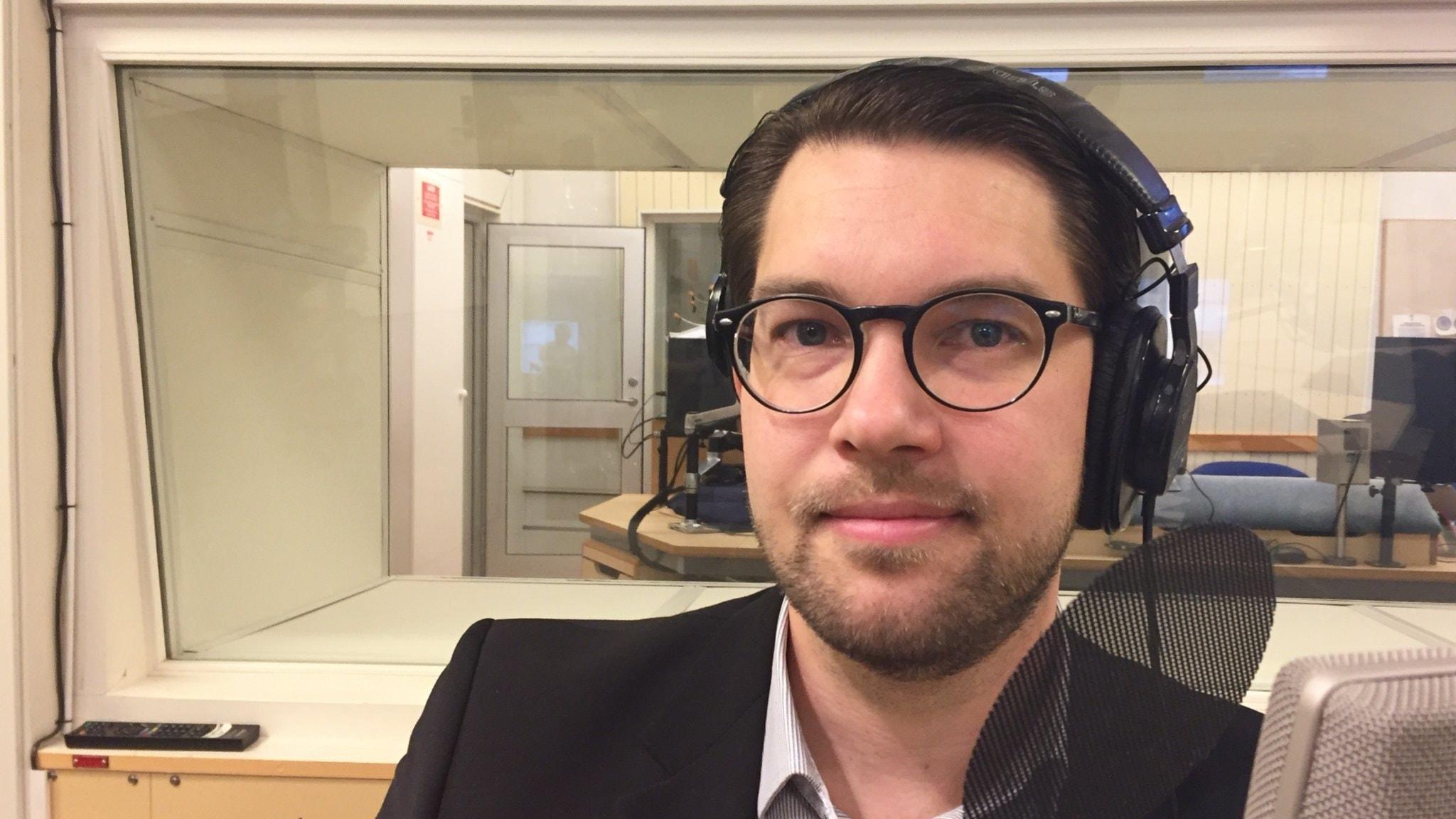 Jimmie Åkesson i Ekots lördagsintervju