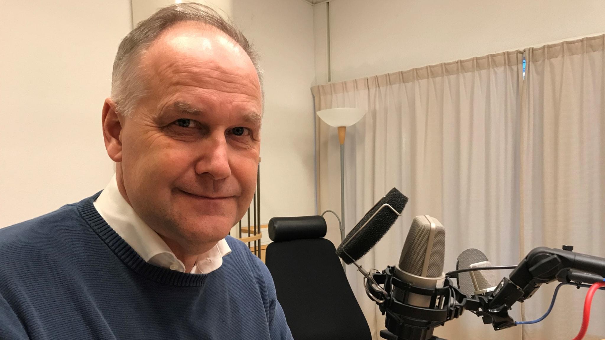 Jonas Sjöstedt Vänsterpartiet