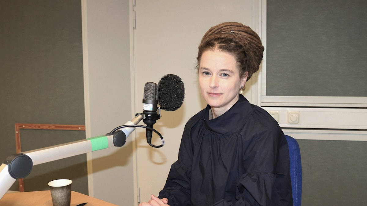 Sveriges kultur- och demokratiminister Amanda Lind (MP).