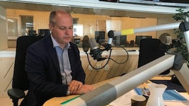 Ekots lördagsintervju justitie- och inrikesminister Morgan Johansson (S)