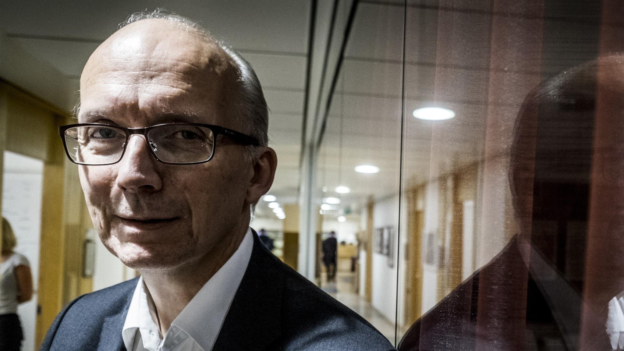 Urban Hansson Brusewitz är Konjunkturinstitutets generaldirektör.