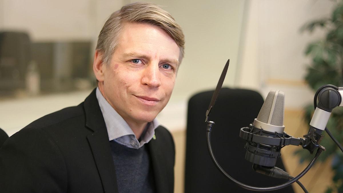 Bostadsminister Per Bolund