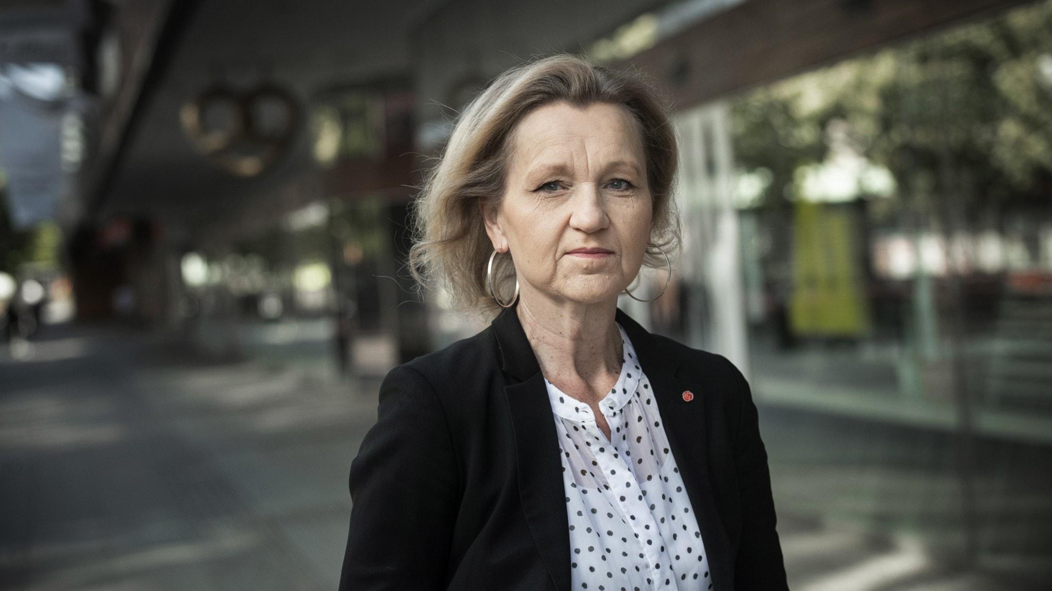 Boel Godner (S) - är Södertälje en förebild?