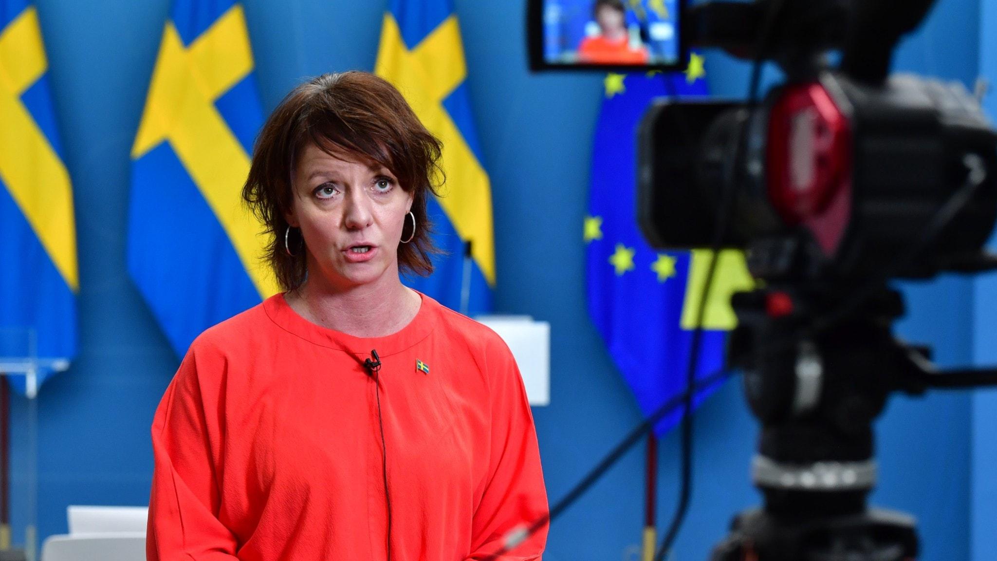 Håller svenska högskolor måttet, Matilda Ernkrans (S)? - spela