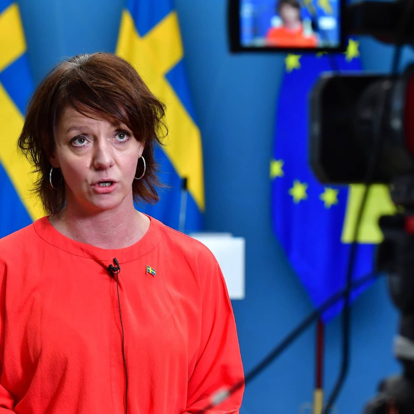 Håller svenska högskolor måttet, Matilda Ernkrans (S)?