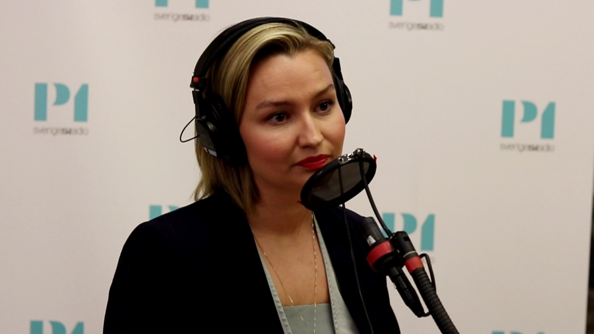 Ekots lördagsintervju med Ebba Busch Thor, Kristdemokraterna