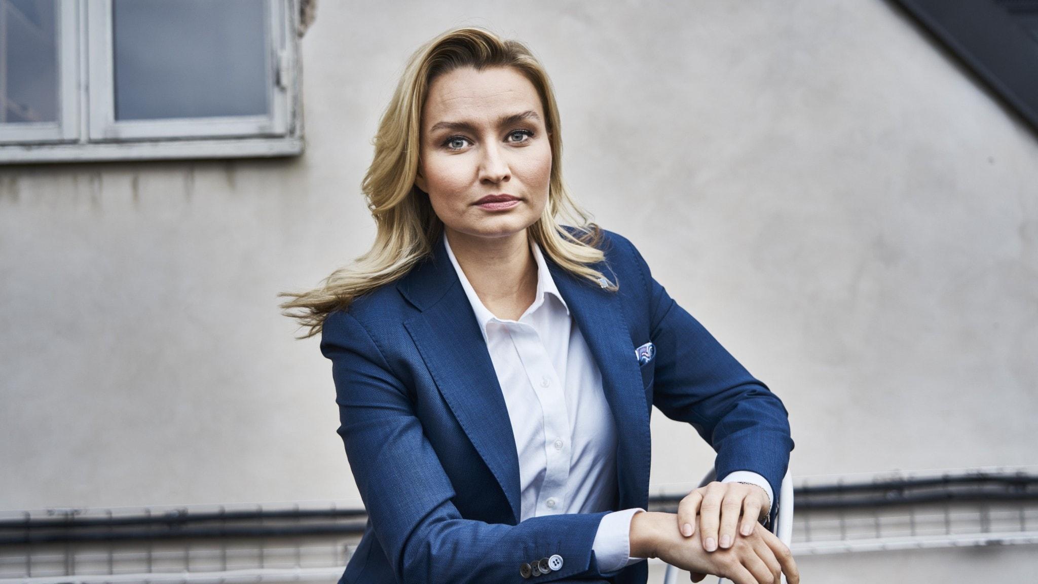 Ekots lördagsintervju med Ebba Busch (KD)