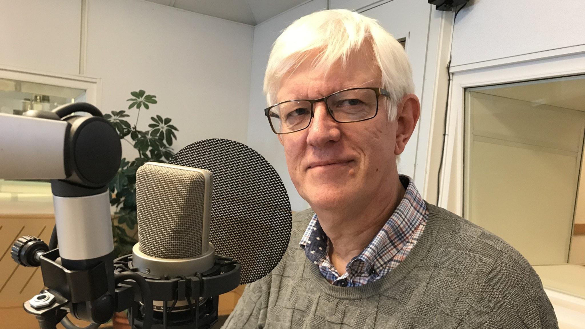 Johan Carlson är Folkhälsomyndighetens generaldirektör.
