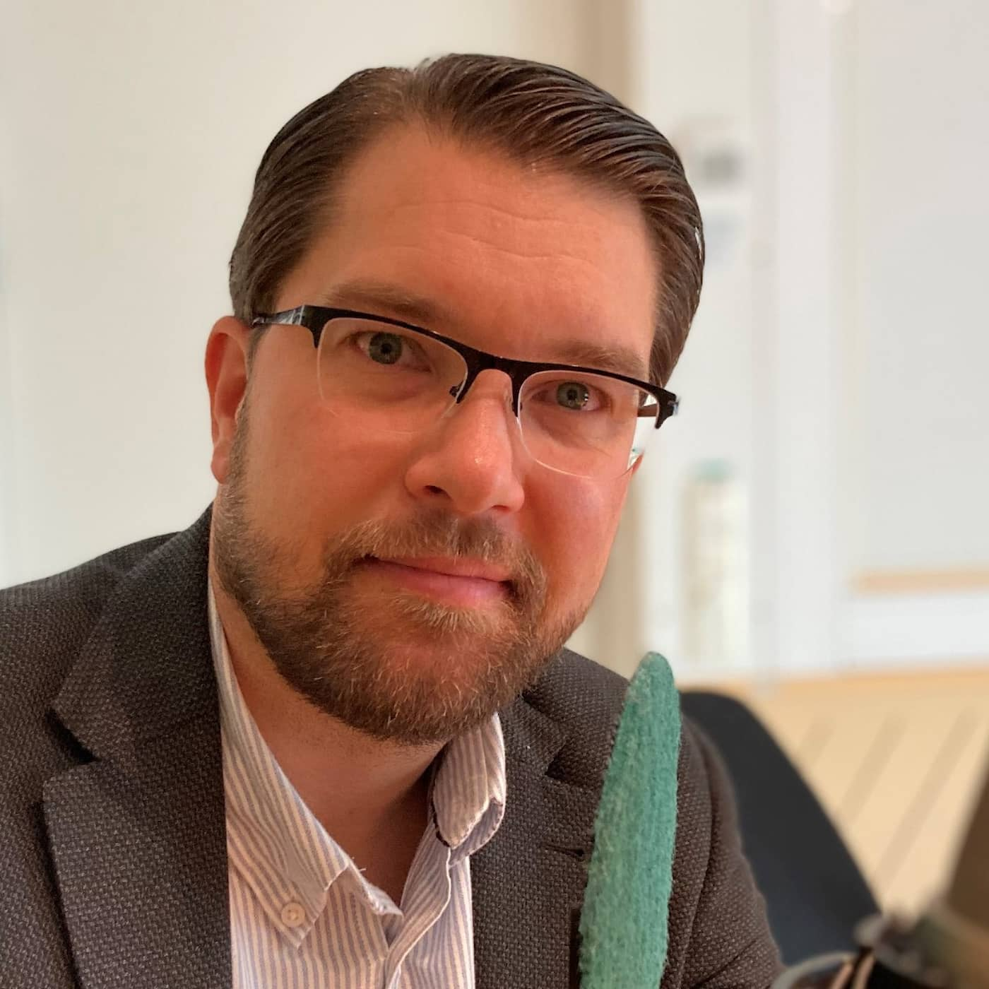 Jimmie Åkesson om Lars Vilks och den fria konsten