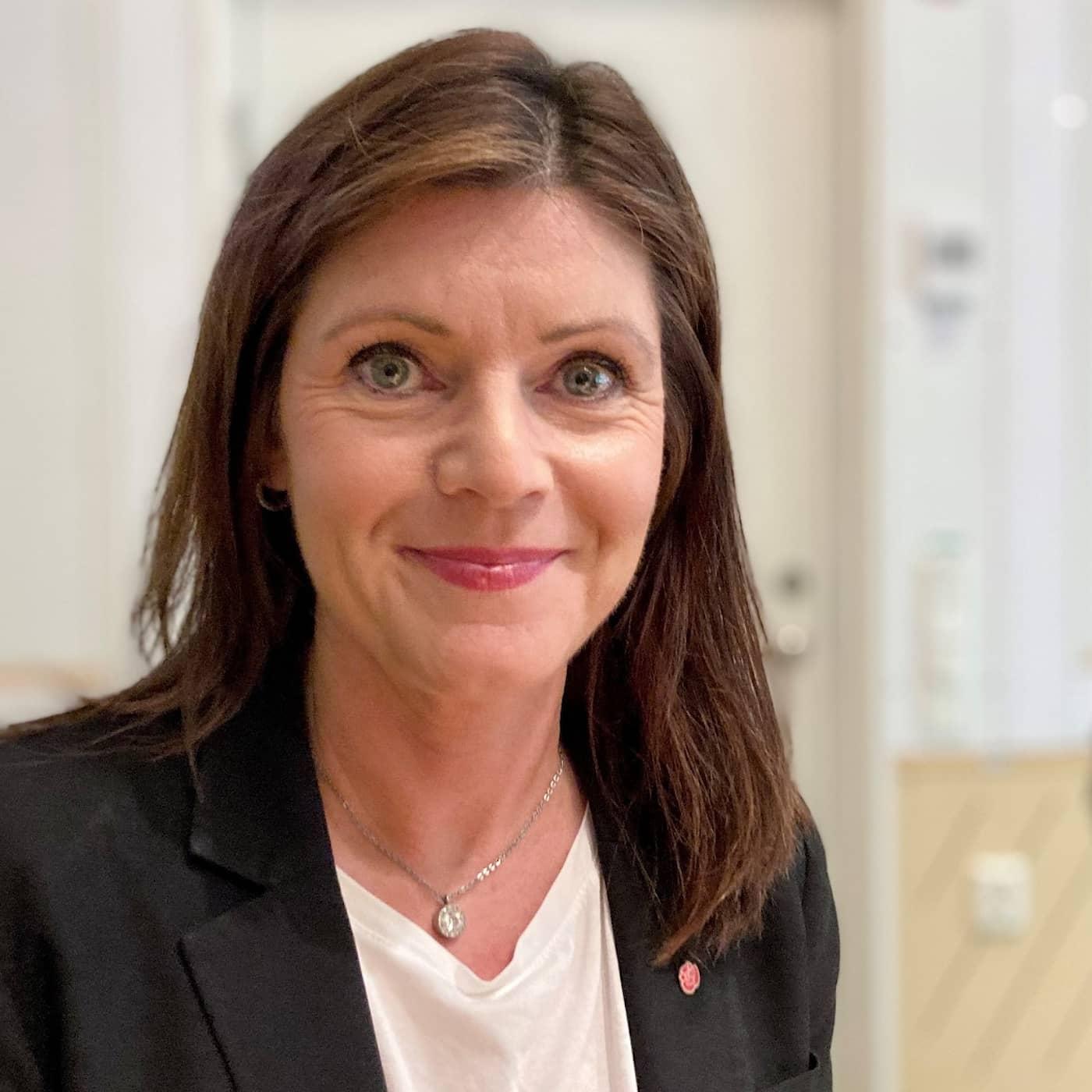 Är långtidsarbetslösheten här för att stanna, Eva Nordmark (S)?
