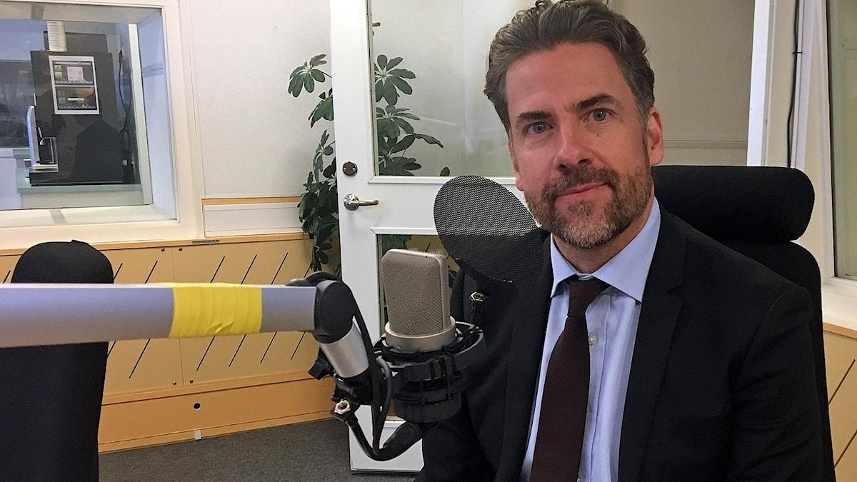 Migrationsverkets generaldirektör Mikael Ribbenvik