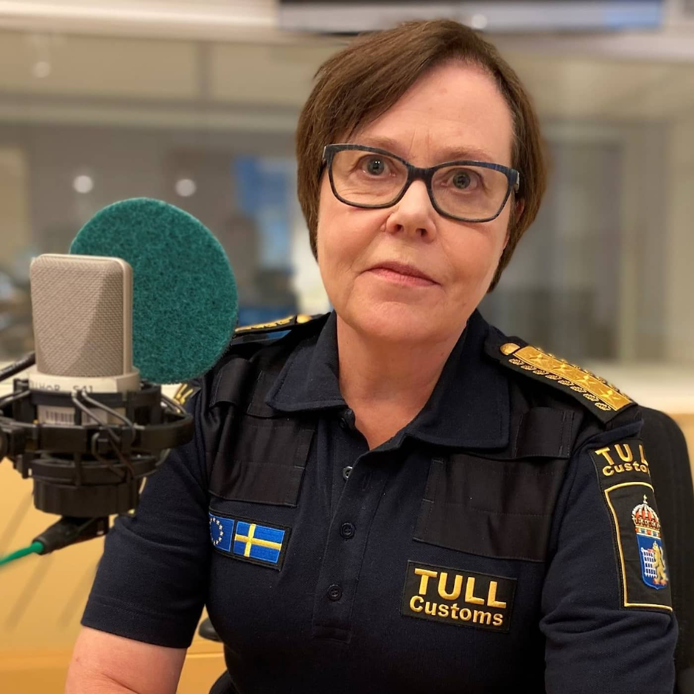 Har Tullen en chans mot smugglarna, Charlotte Svensson?