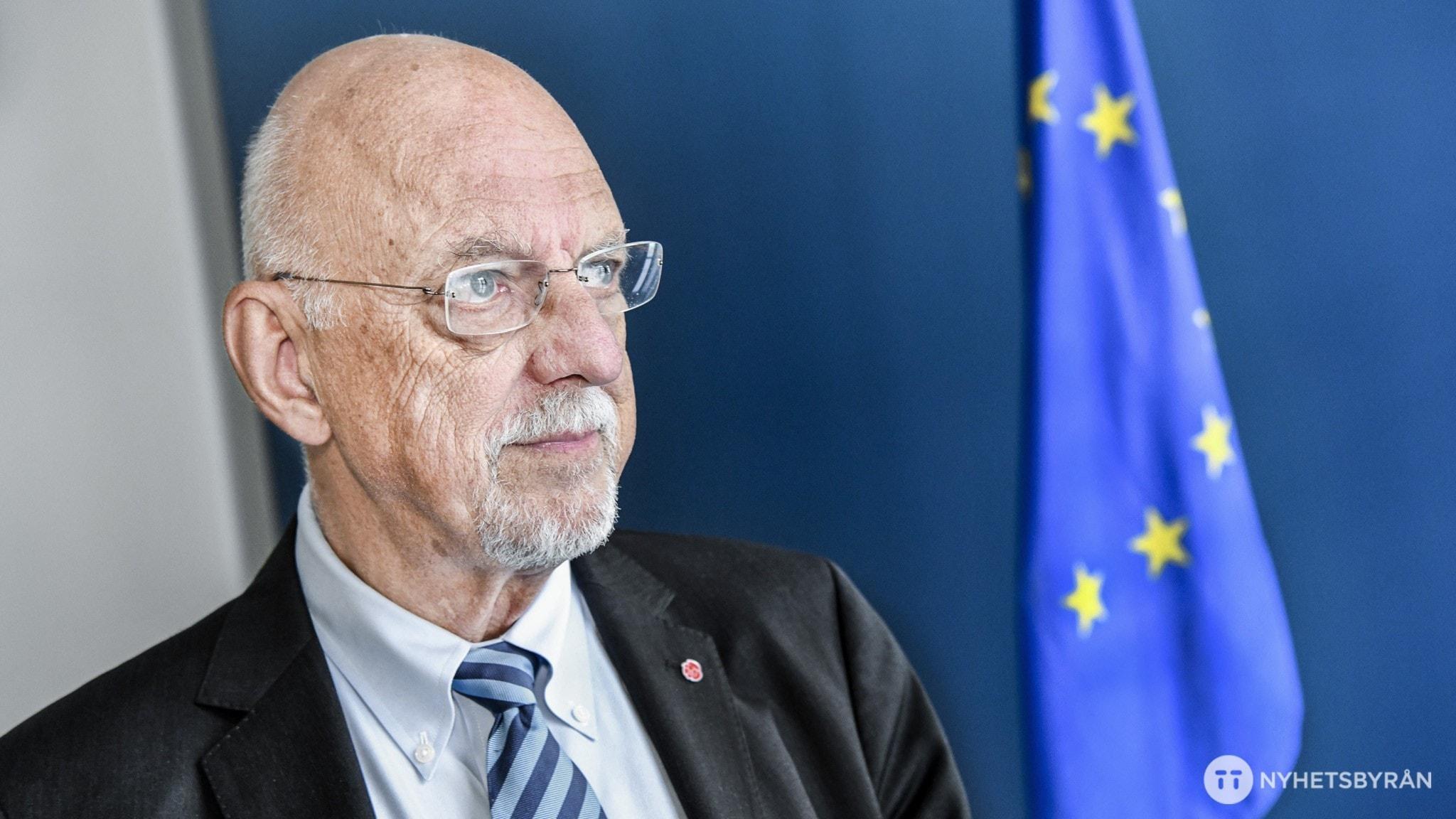 Hans Dahlgren, EU-minister