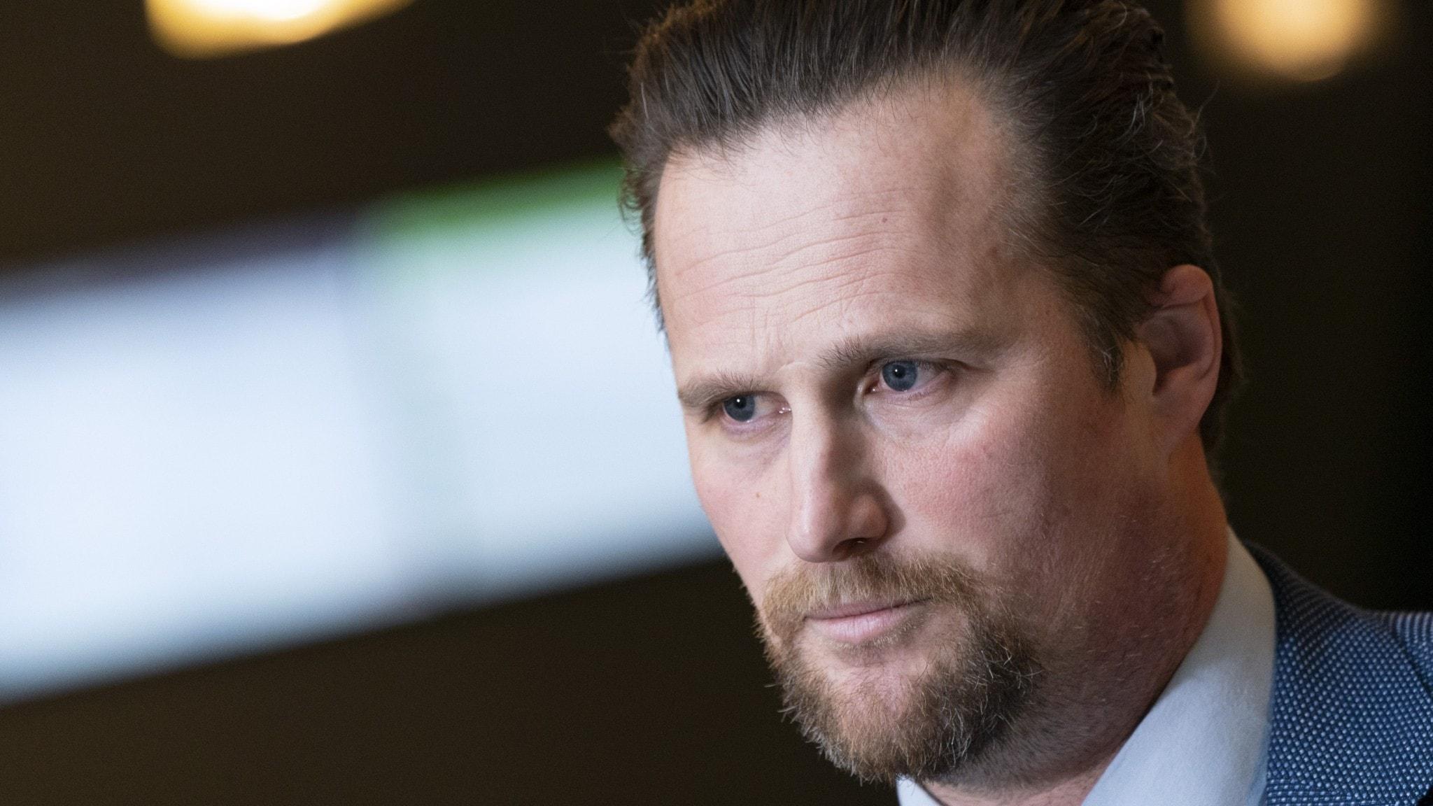 Carl Johan Sonesson (M), ordförande i regionstyrelsen i Skåne