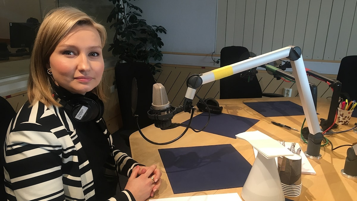 Ebba Busch Thor (KD) i Ekots lördagsintervju.