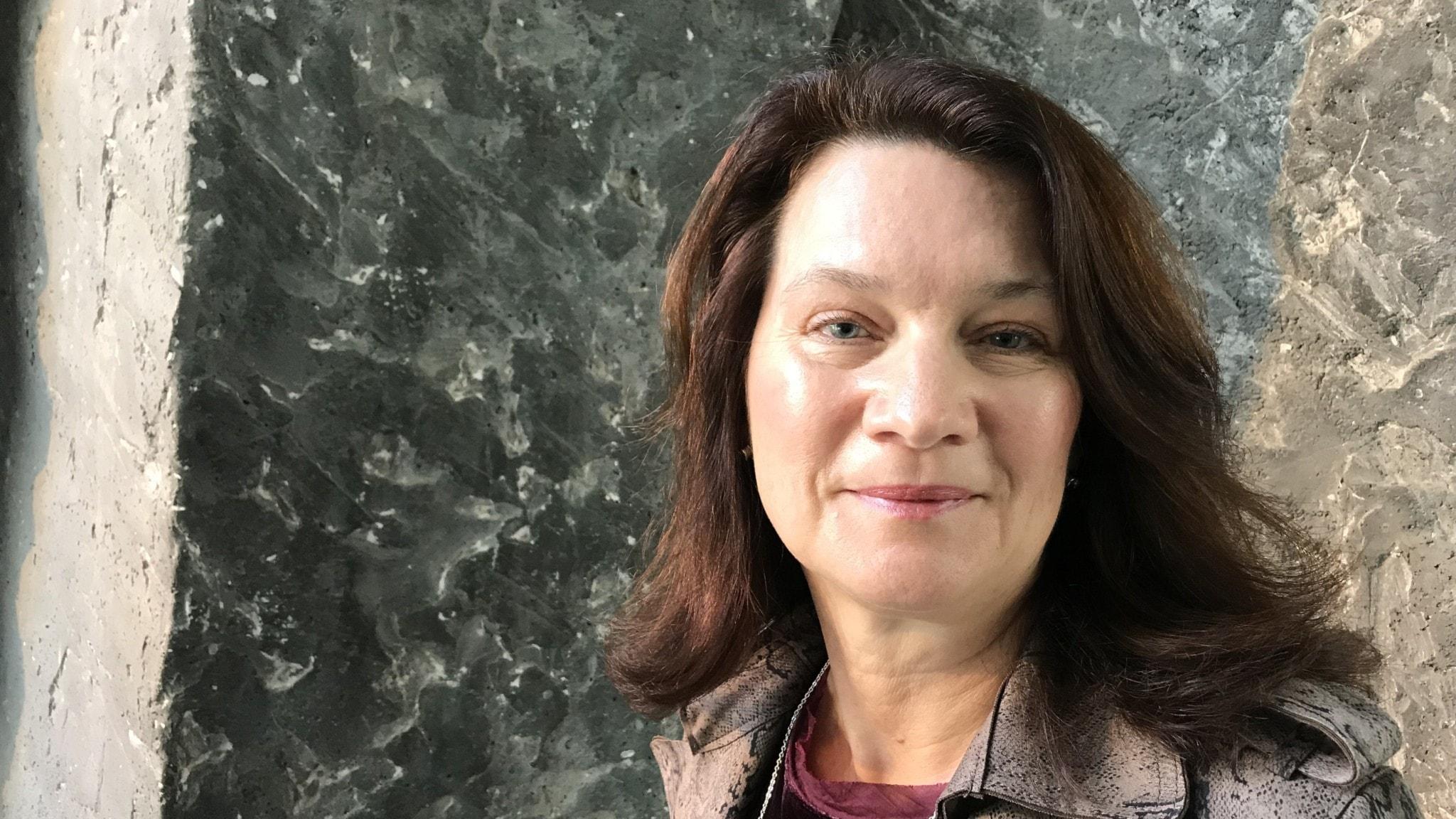 Ekots lördagsintervju med Ann Linde (S)