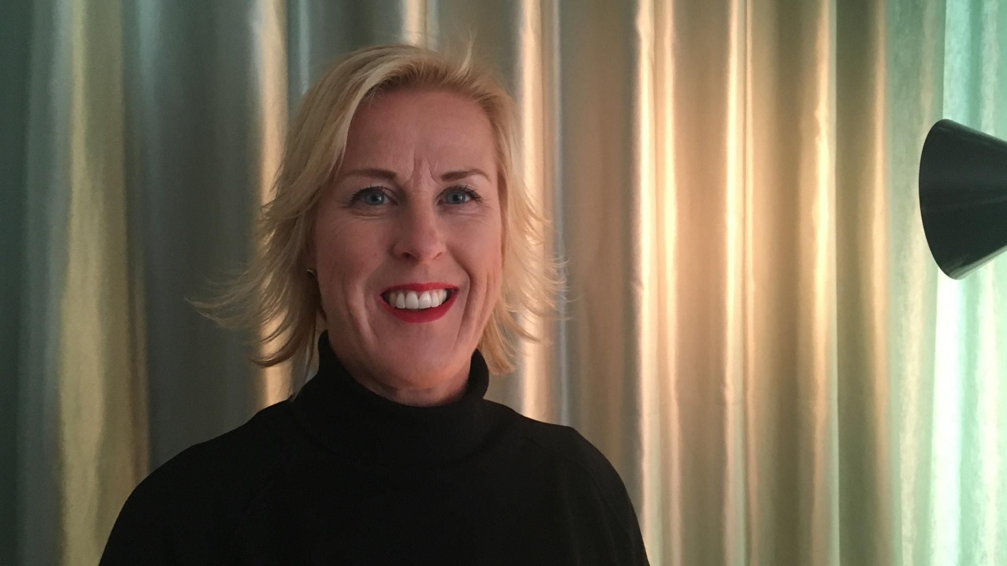 Åsa Fahlén, Lärarnas Riksförbund