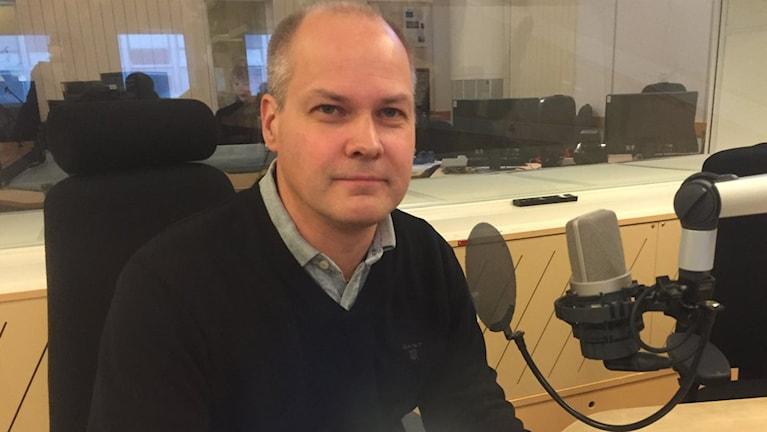 Morgan Johansson i Ekots Lördagsintervju