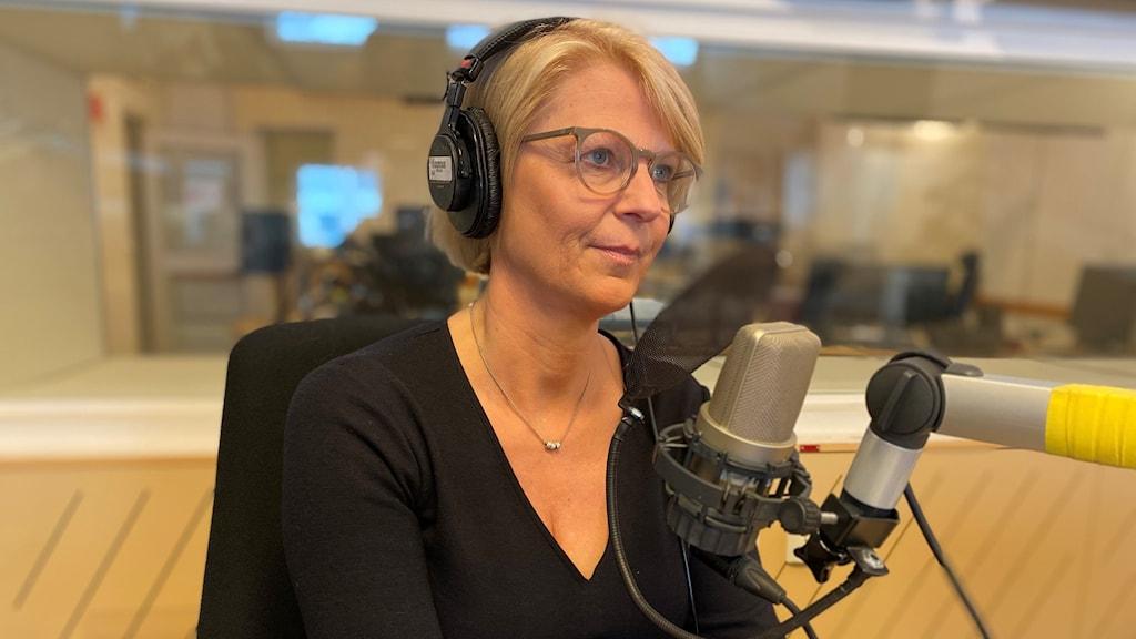 Elisabeth Svantesson är moderaternas ekonomisk-politiska talesperson.