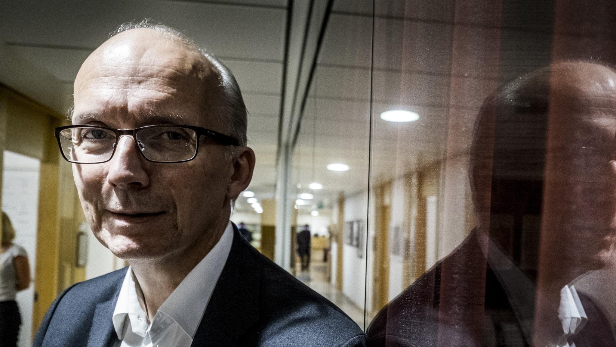 Ekots lördagsintervju med Urban Hansson Brusewitz, Konjunkturinstitutet
