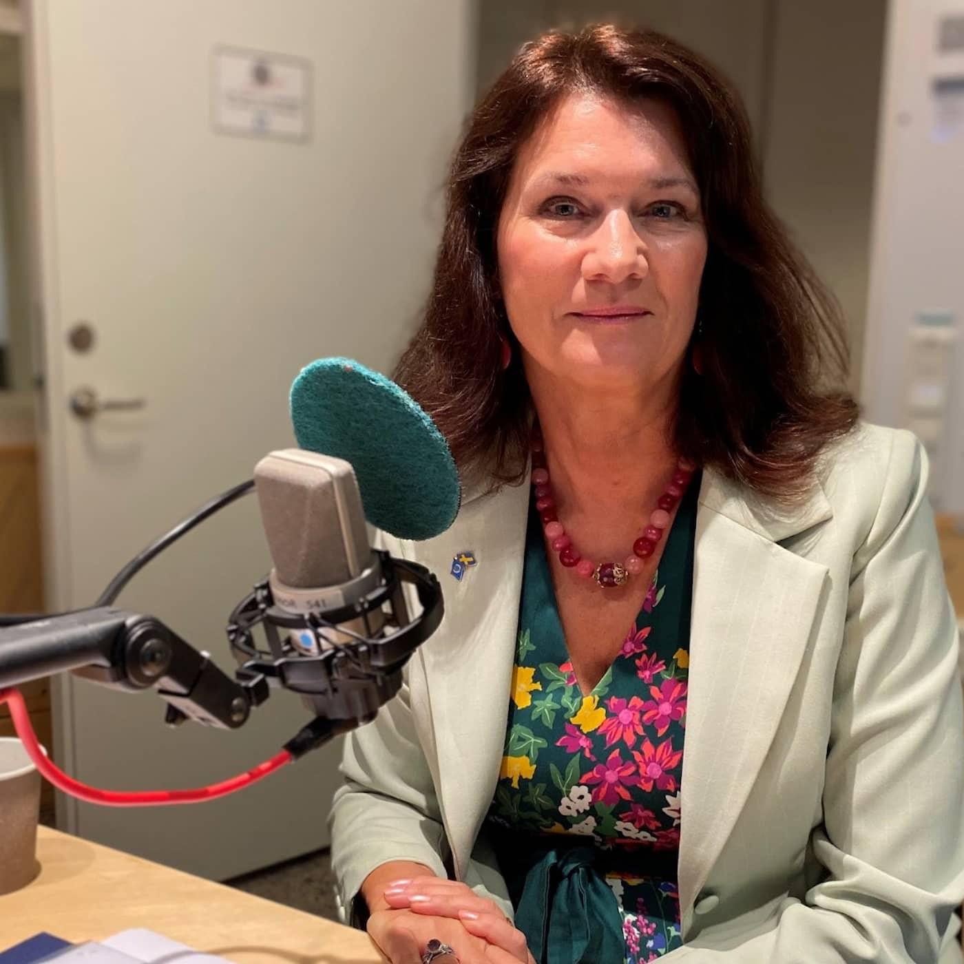 Ann Linde (S) om relationen Sverige och Afghanistan