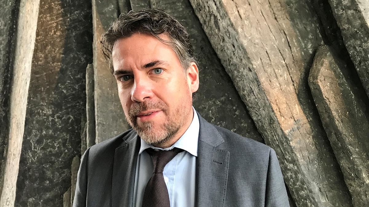 Mikael Ribbenvik, generaldirektör på Migrationsverket