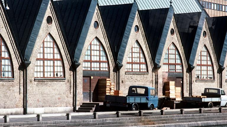 Feskekyrkan. Foto:Nils Holm/TT