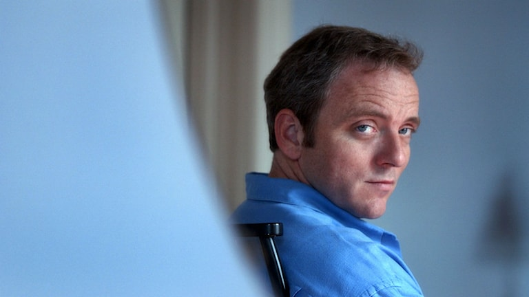 David Lehane. Foto: Anders Wiklund/TT