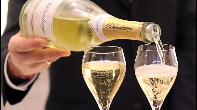 Champagne. Foto: Ronald Zak/TT