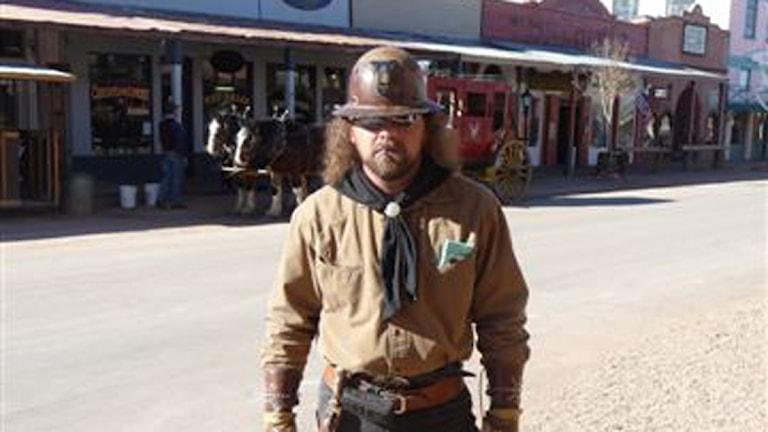 En cowboy