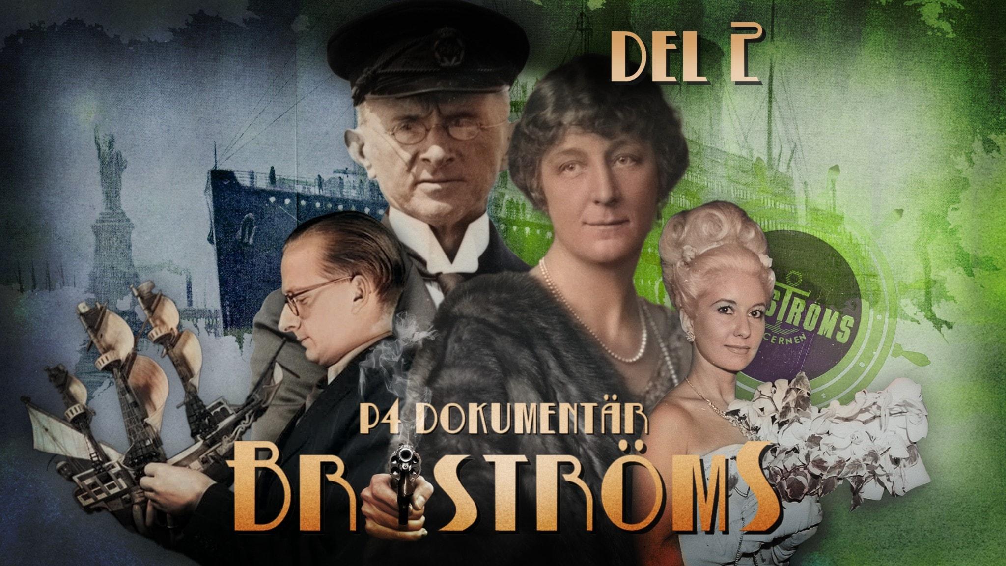 En mycket sorglig och våldsam kärlekshistoria rullas upp i familjen Broström 1934.