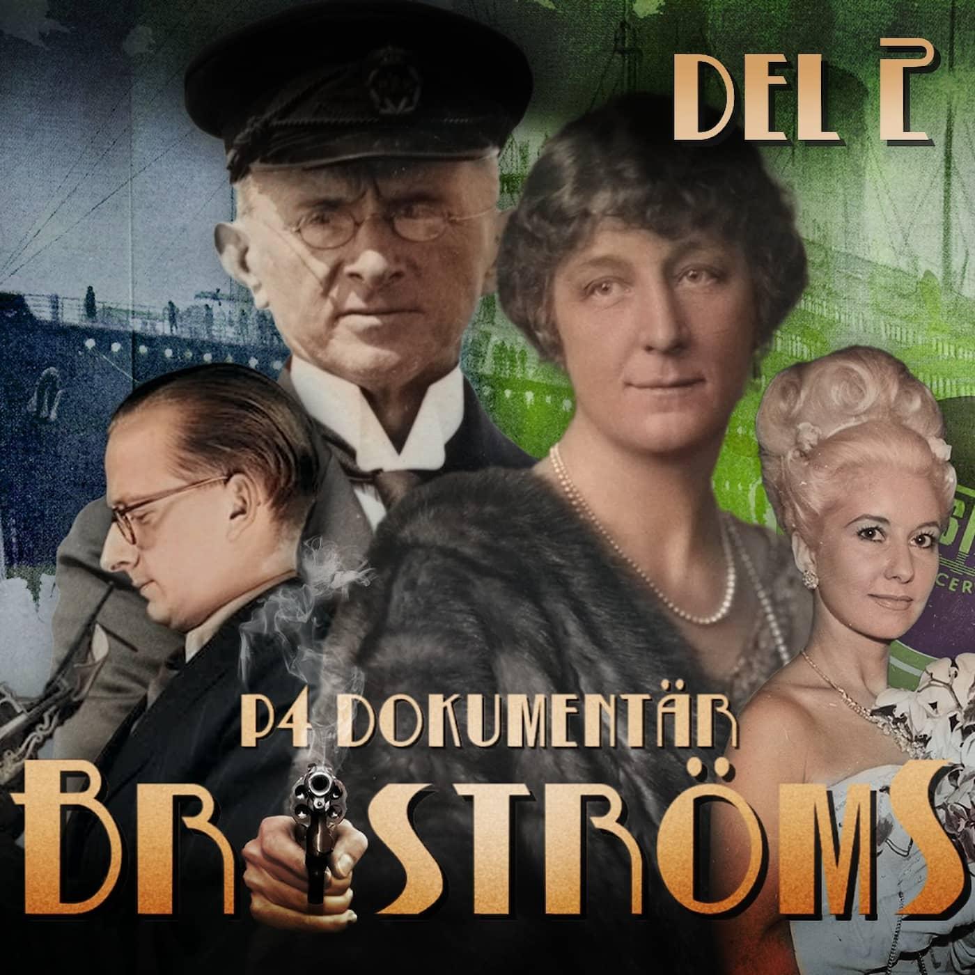 Broströms, del 2: Skottet på Djurgårdsslätten