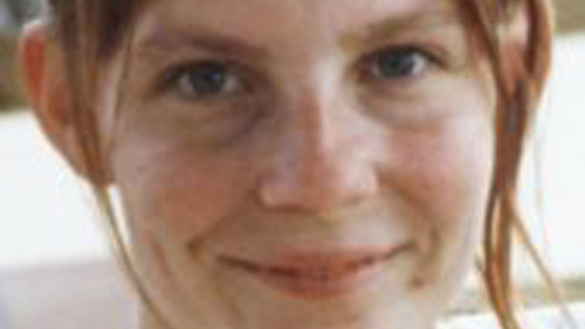 Annelie Ojonen.