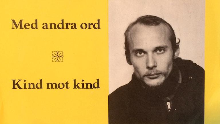 Skivomslaget till Leif Anderssons skiva. Foto: Stefan Sundberg/Sveriges Radio