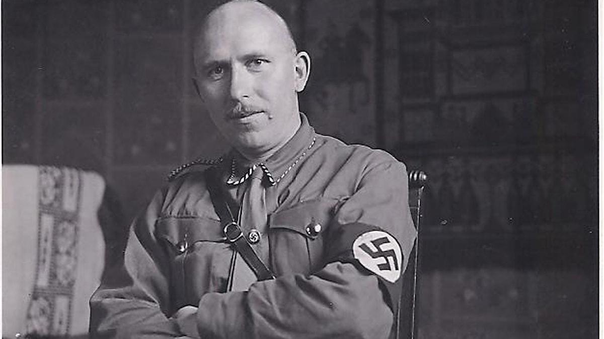Folkes far Hans Schimanski. Foto: Privat