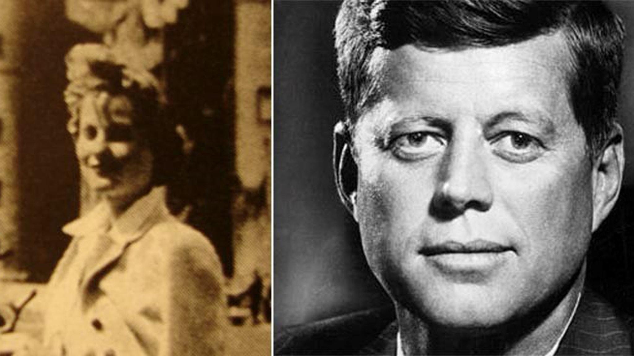 Gunilla och JFK - en omöjlig love story