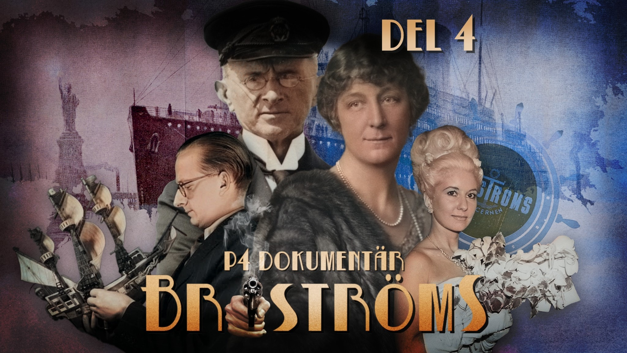 Nattklubbsdansösen Anna-Bell Lee dyker upp i familjen Broström skakar om i Göteborgssocieteten.