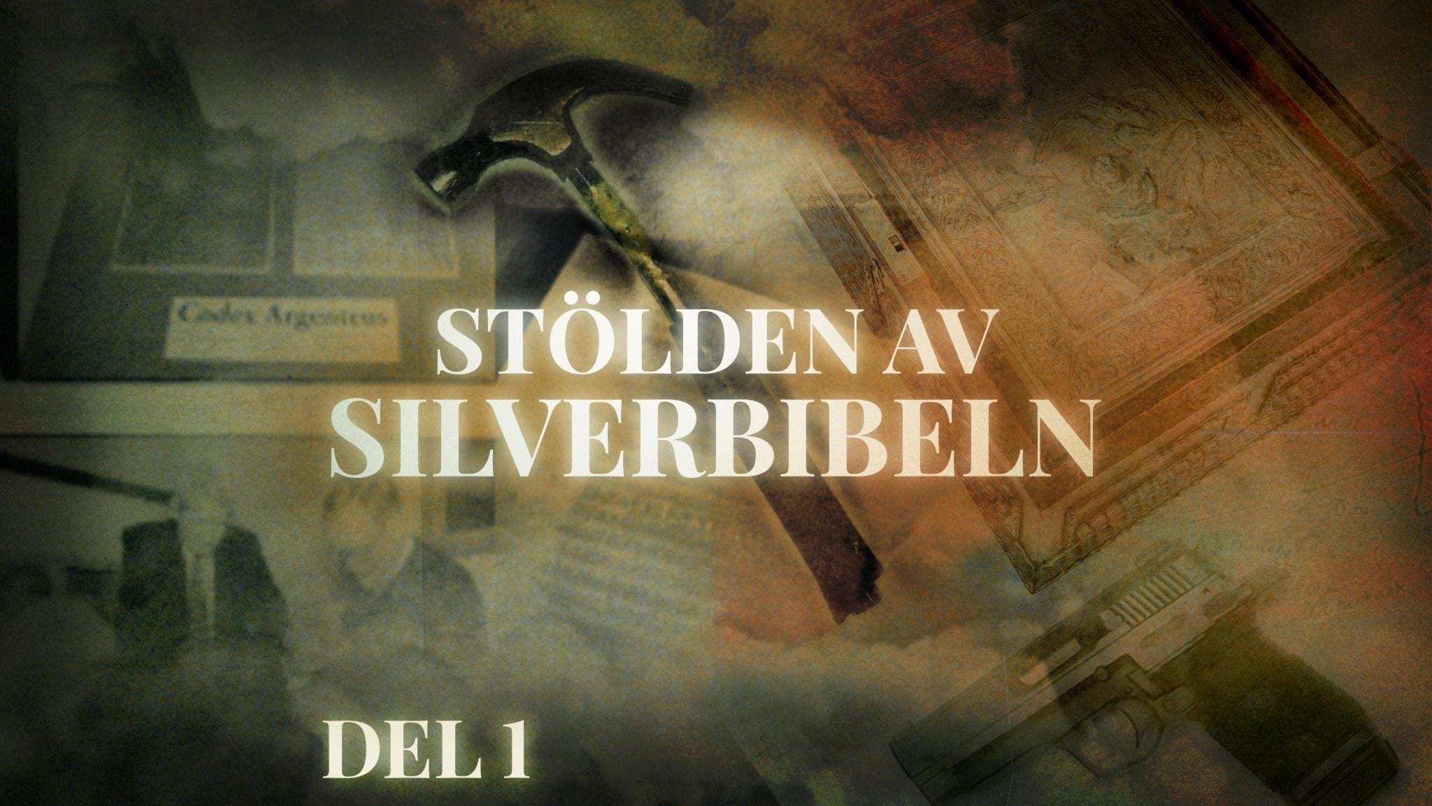 Silverbibeln är kronjuvelen i Uppsala universitets samlingar. Den stjäls mitt på dagen i april 1995 och tjuvarna försvinner spårlöst.