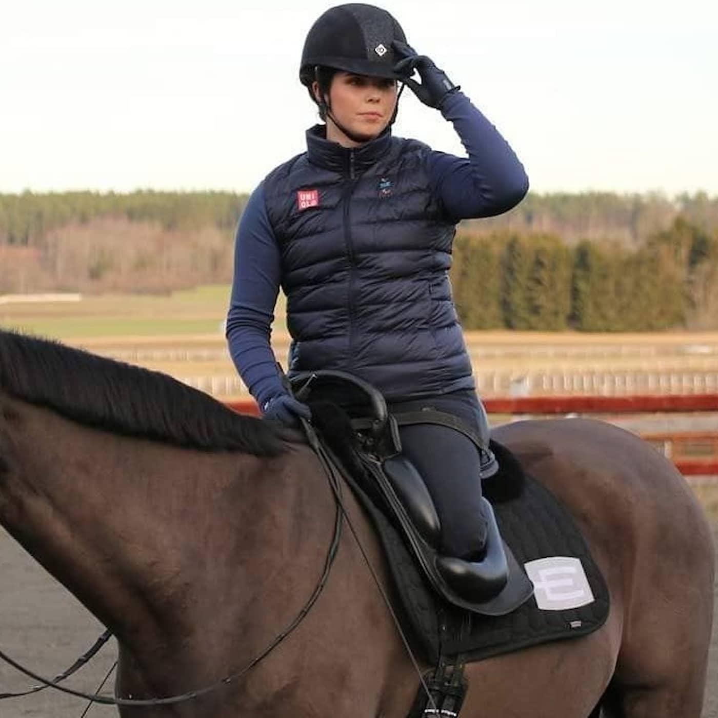 På hästryggen mot alla odds
