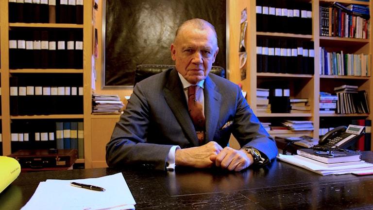 Mr X advokat Björn Rosengren.