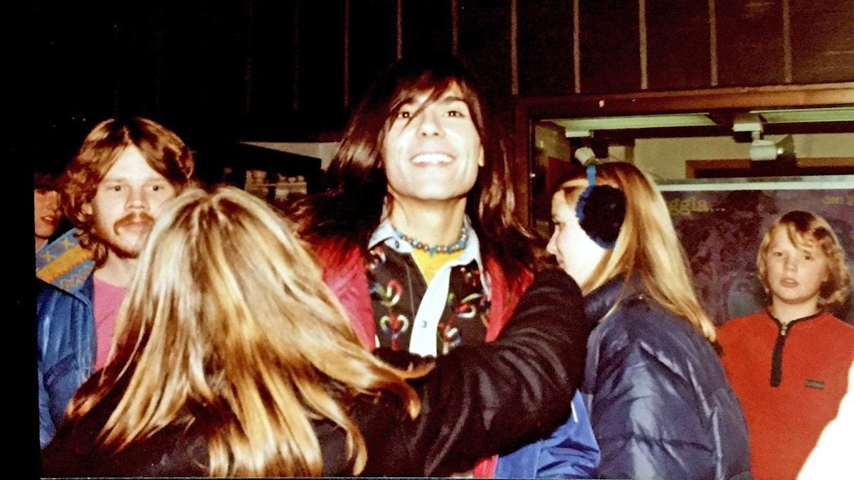 Vargtass på turné hösten 1980