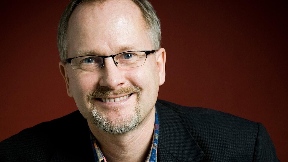 Peter Sandberg. Foto: Sveriges Radio