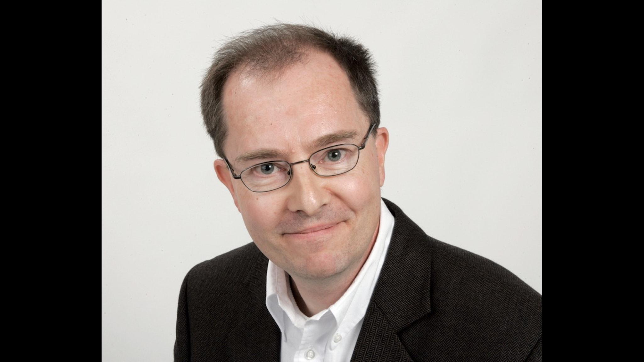 Ulf Jonsson, religionsfilosof.