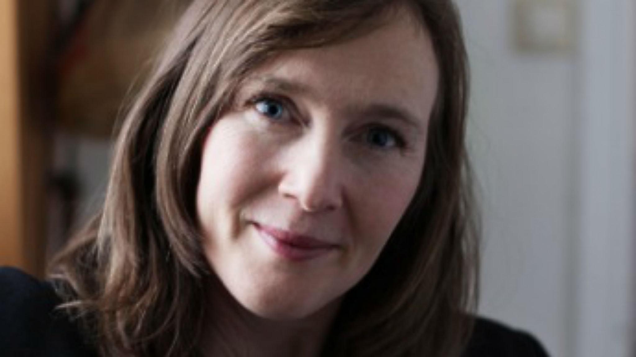 Jonna Bornemark. Foto: Sofia Runarsdotter.