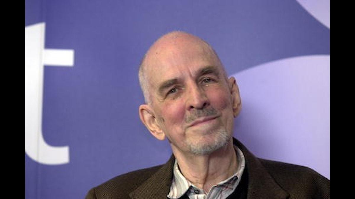 Ingmar Bergman, regissör med känsla för religion. Foto Bengt O Nordin SVT bild.