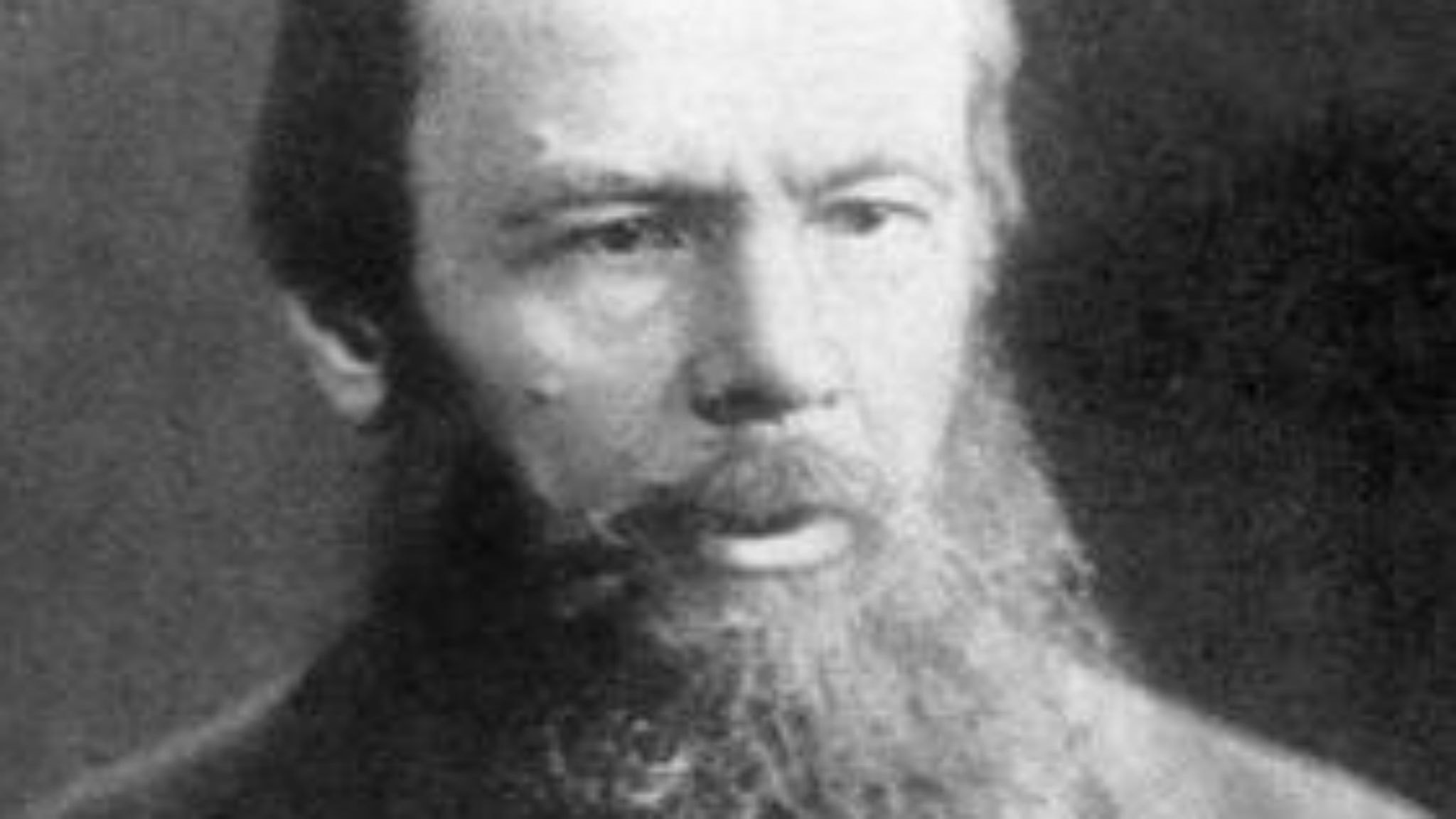 Fjodor Dostojevskij.