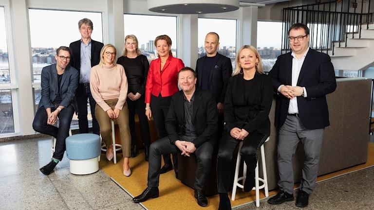 Sveriges Radios direktion