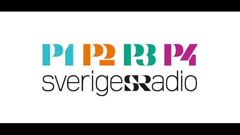 Sveriges Radios logotyper
