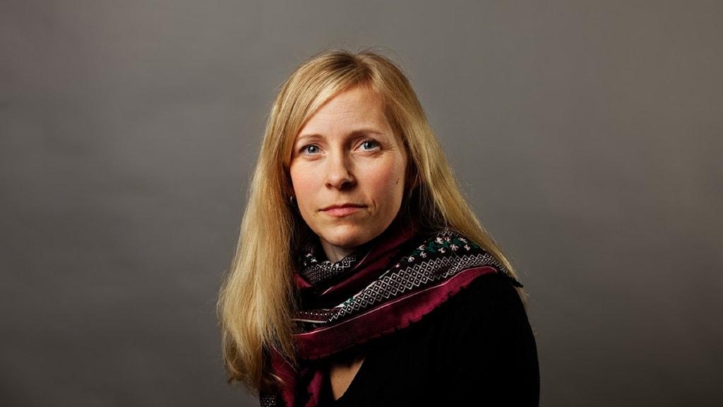 Lisa Helgesson Foto: Tor Johnsson