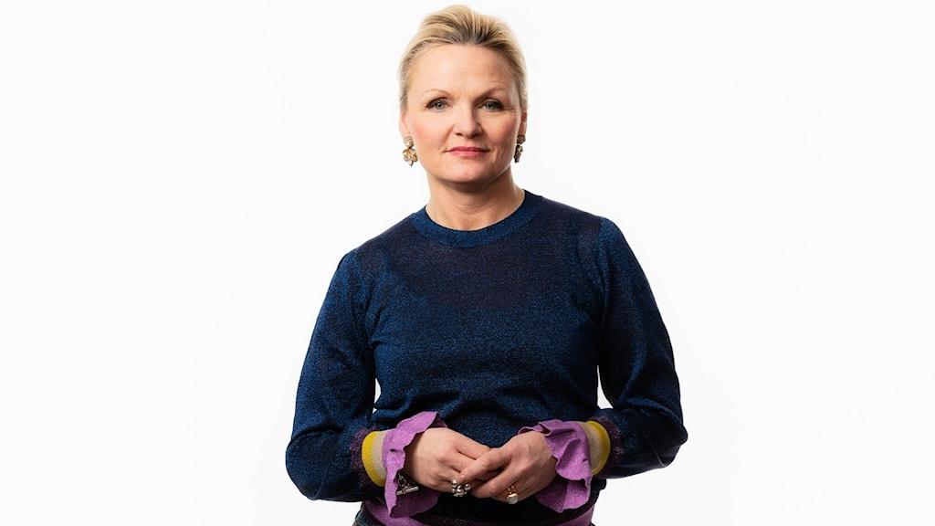 Carolina Wikström Chef HR och Ekonomienheten Sveriges Radio